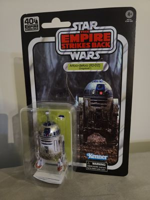 R2-D2 40th Anniversary Star Wars - Empire Strikes Back for Sale in Woodbridge, VA