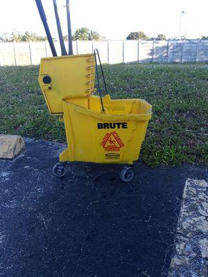 Mop Bucket for Sale in Lauderhill, FL