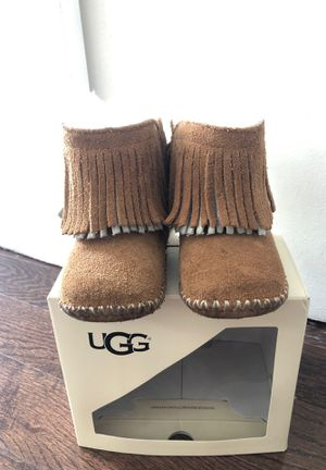 Toddler girl boots Ugg's, polo, Carters, for Sale in Queens, NY