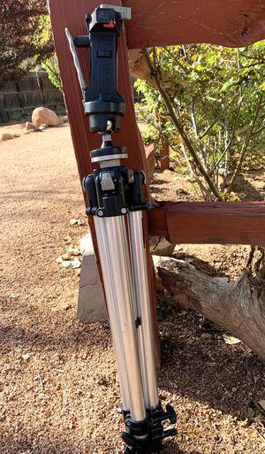 Professional Camera Tripod / Bogen Manfrotto, $150 for Sale in Payson, AZ