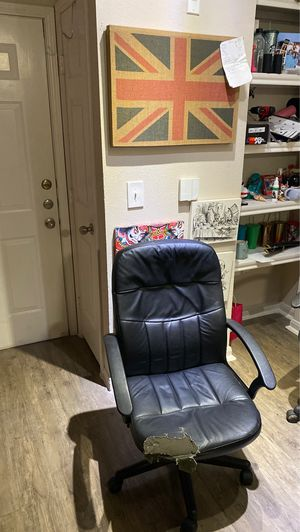 Office chair laptop chair furniture computer chair for Sale in Dallas, TX