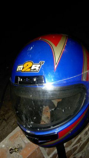 M2R motor cycle helmet for Sale in Houston, TX