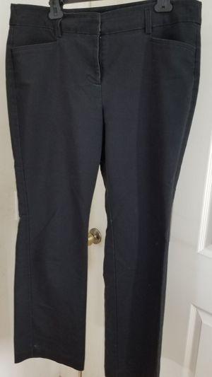 WOMEN'S ELLE BLACK DRESS PANTS SIZE 14 for Sale in Carlsbad, CA