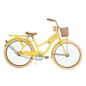 huffy nel lusso classic cruiser bike yellow for Sale in Walnut Creek, CA