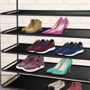 Shoe Rack - 5 Tier for Sale in New York, NY