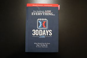 30Day Com Book by Russell Brunson for Sale in Columbia, SC