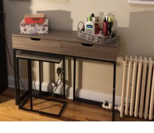 Vanity/console table/table for Sale in Plainsboro, NJ