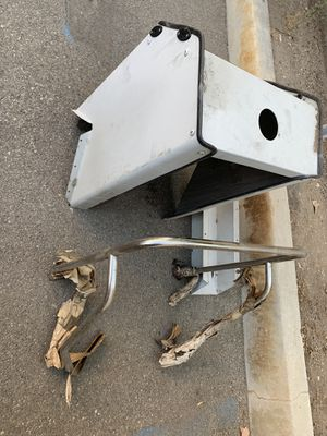 Center Console / Side Console for Aluminum Boat for Sale in Los Angeles, CA
