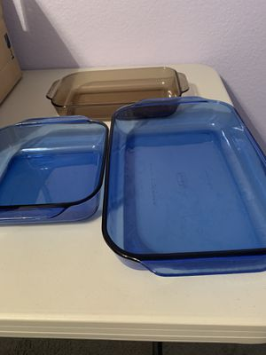 Pyrex bakeware for Sale in Peoria, AZ