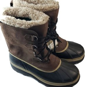 """Sorel """"Bruno"""" Brown Boots sz 12 for Sale in Durham, NC"""