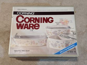 Corningware 6 piece casserole set for Sale in North Potomac,  MD