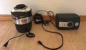 Garbage Disposal and Instant Heater Combo for Sale in Kirkland, WA