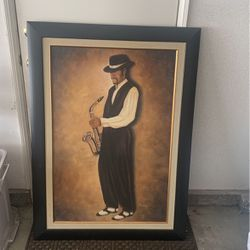 Jazz Framed Photo for Sale in Fontana,  CA