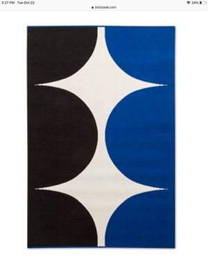Indoor outdoor rug marimekko for target Harka Print for Sale in La Habra Heights, CA