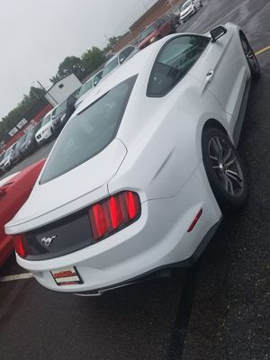 2017 Mustang Clean Carfax 1-owner for Sale in Manassas, VA