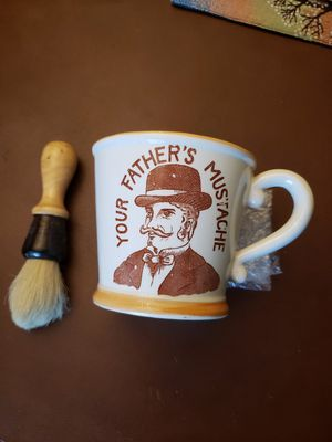 Shaving Mug with brush for Sale in Severna Park, MD