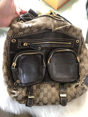 Gucci Backpack authentic for Sale in Las Vegas, NV