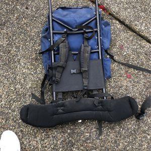 REI External frame backpack (Sierra Crest) for Sale in Bellevue, WA