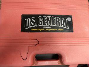 Diesel Engine Compression Tester Model 93644 US General for Sale in Oklahoma City, OK
