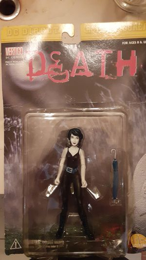 1999 DC Direct Death action figure for Sale in Round Rock, TX