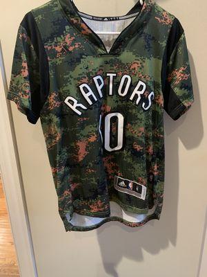 Men's Adidas NBA Toronto Raptors DeRozan Jersey sz S for Sale in Raleigh, NC