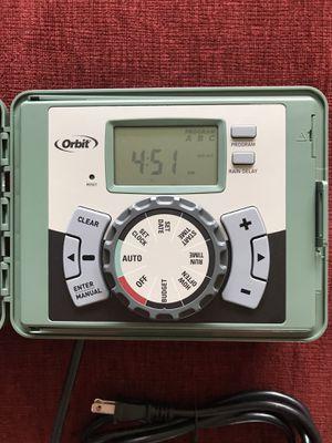 Orbit Sprinkler Controller for Sale in Pasco, WA