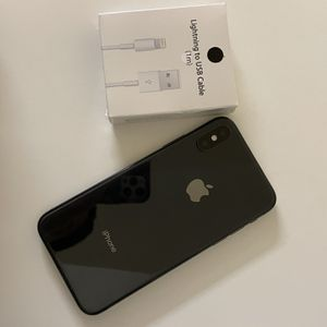 Iphone X 64gb for Sale in Marina del Rey, CA