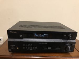 Pioneer audio multi-channel receiver for Sale in Raleigh, NC