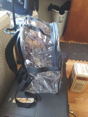 See THRU really strong and durable backpack for Sale in Philadelphia, PA