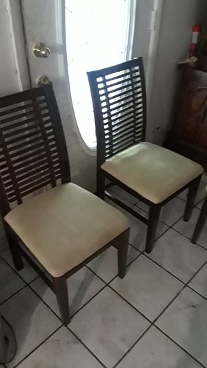 Table chairs set for Sale in San Antonio, TX