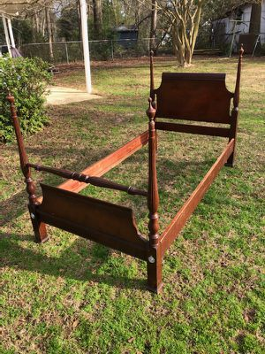 4 Poster Twin Bed Frame for Sale in Garner, NC