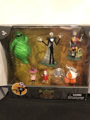 Tim Burton's Nightmare Before Christmas collectibles Disney Parks collection for Sale in Castro Valley, CA