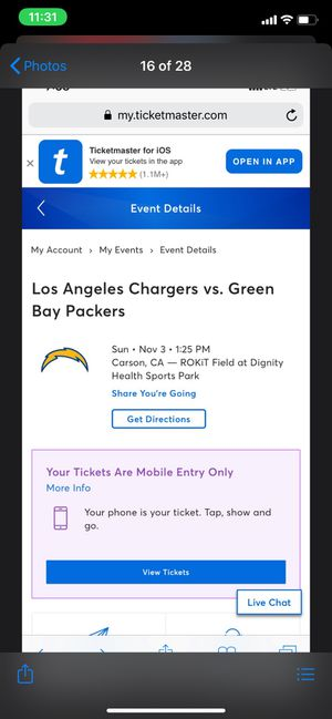 Football Tickets for Sale in Los Angeles, CA