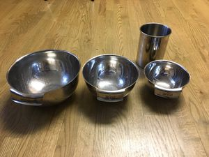 All Clad Mixing Bowls for Sale in Franconia, VA