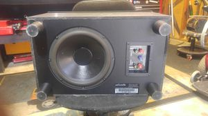 Polk audio rm 1000w subwoofer for Sale in Fresno, CA
