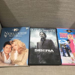 (3) DVD 📀 📀📀MOVIES 🎥🍿 for Sale in Newport Beach, CA