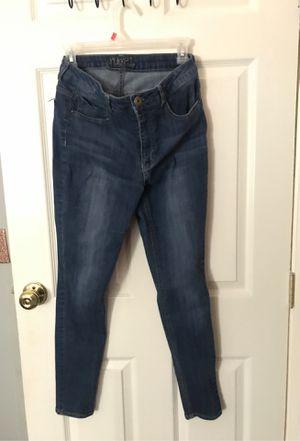 medium / large dark blue rue 21 jeans for Sale in Hemet, CA