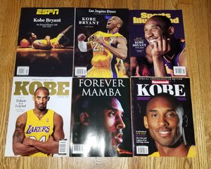 Kobe Bryant Limited Edition Magazines for Sale in Glendale, CA