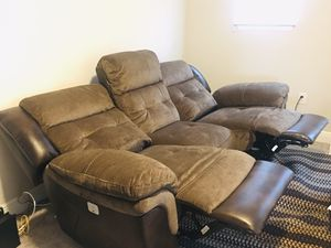 Brand new Recliner sofa for sale for very low price for Sale in Tampa, FL