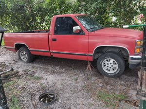 1992 obs chevy parts truck for Sale in Lutz, FL