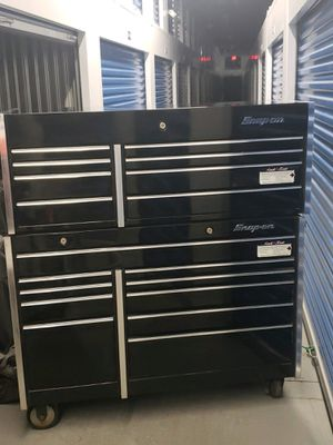 Snap-on 18 Drawer Toolbox for Sale in Landover, MD