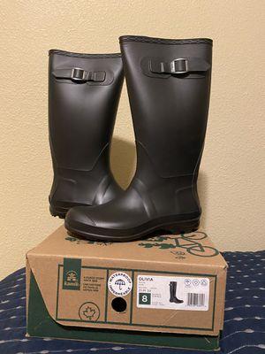 Kamik Rain Boots Size 8 for Sale in Hayward, CA