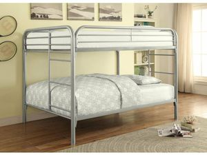 New full over full bunk bed tax included for Sale in Hayward, CA