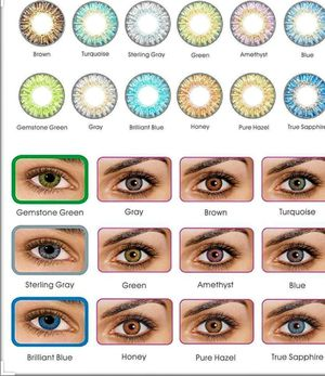 💜💚💙 Beautiful & Comfortable Contacts 💙💚💜 for Sale in West Palm Beach, FL