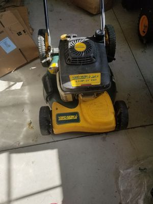 Lawn mower Power by Kawasaki for Sale in Macomb, MI