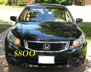 💝🟢💲8OO I'm selling URGENT! 2OO9 Honda Accord Runs and drives great.Clean title in hand! Mechanically perfect!💕💝very strong V6.✅🎁 for Sale in Hartford, CT