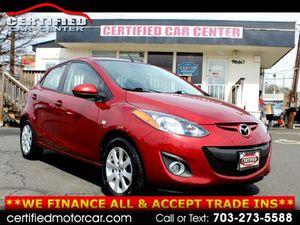 2014 Mazda MAZDA2 for Sale in Fairfax, VA