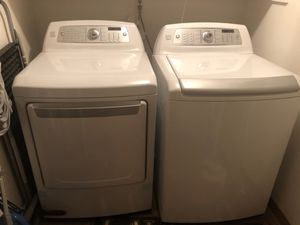 Kenmore elite washer dryer for Sale in Brooklyn, NY