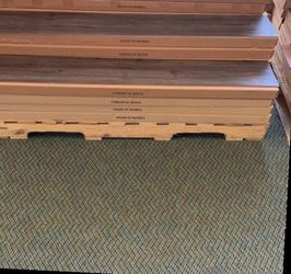 Luxury vinyl flooring!!! Only .88 cents a sq ft!! Liquidation close out! Y for Sale in China Spring,  TX