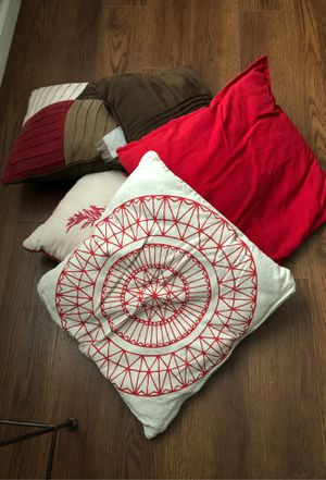 Free decorative pillows for Sale in Castro Valley, CA